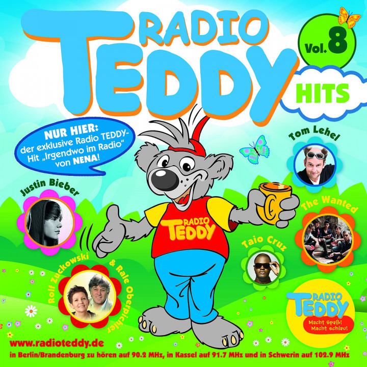 Radio Teddy Hits Vol. 8: Various Artists