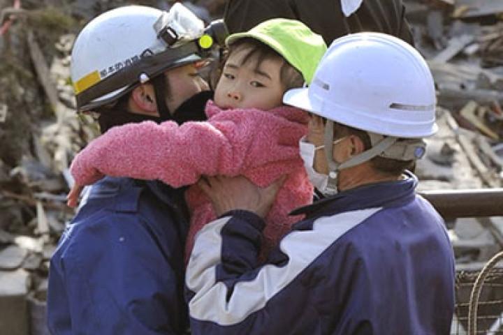 Japan Tsunami Opfer