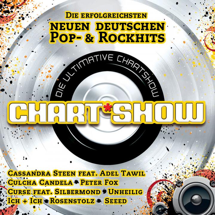 Die ultimative Chartshow - Neue deutsche Pop- und Rock-Hits
