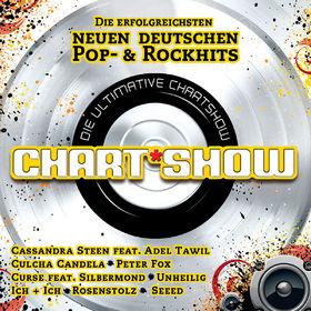 Die Ultimative Chartshow, Die ultimative Chartshow - Neue deutsche Pop- und Rock-Hits, 00600753335437