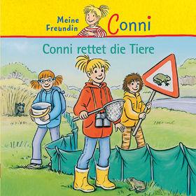 Conni, 32: Conni rettet die Tiere, 00602527645209