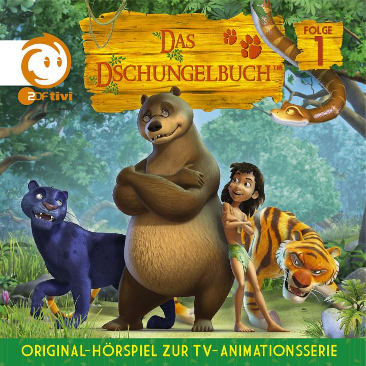 01: Das Dschungelbuch: Das Dschungelbuch