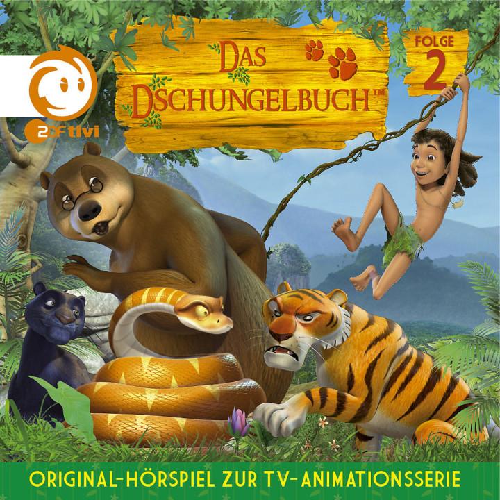02: Das Dschungelbuch: Das Dschungelbuch