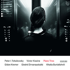Gidon Kremer, Kissine/Tchaikovsky Piano Trios, 00028947641711