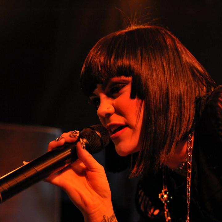 Jessie J live im Lido 2