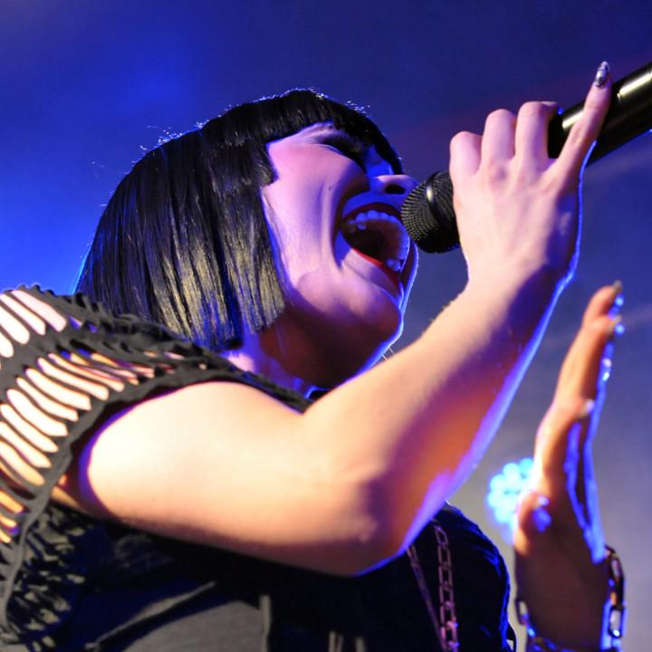 Jessie J live im Lido 4