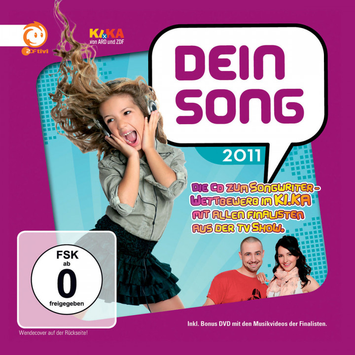 Dein Song 2011: Various  Artists