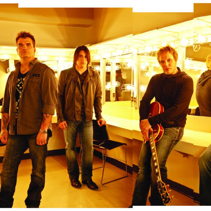 3 Doors Down Pressefoto 2011