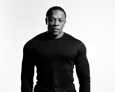 Dr. Dre, Dre samplet La Roux