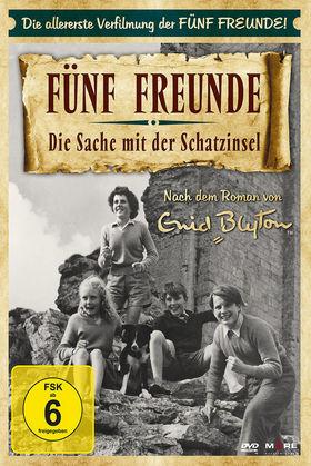 Enid Blyton, Fünf Freunde - Die Sache mit der Schatzinsel, 04032989602605