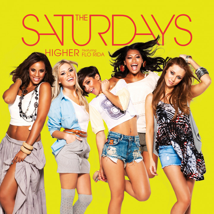 The Saturdays feat. Flo Rida - Higher (Cover)