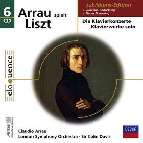 eloquence, Arrau spielt Liszt, 00028948050901