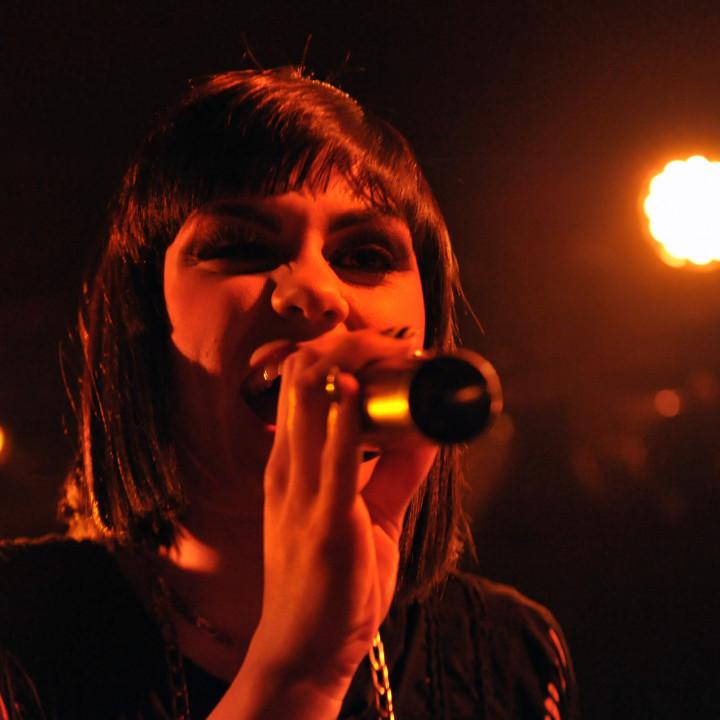 Jessie J im Lido (2011) 1