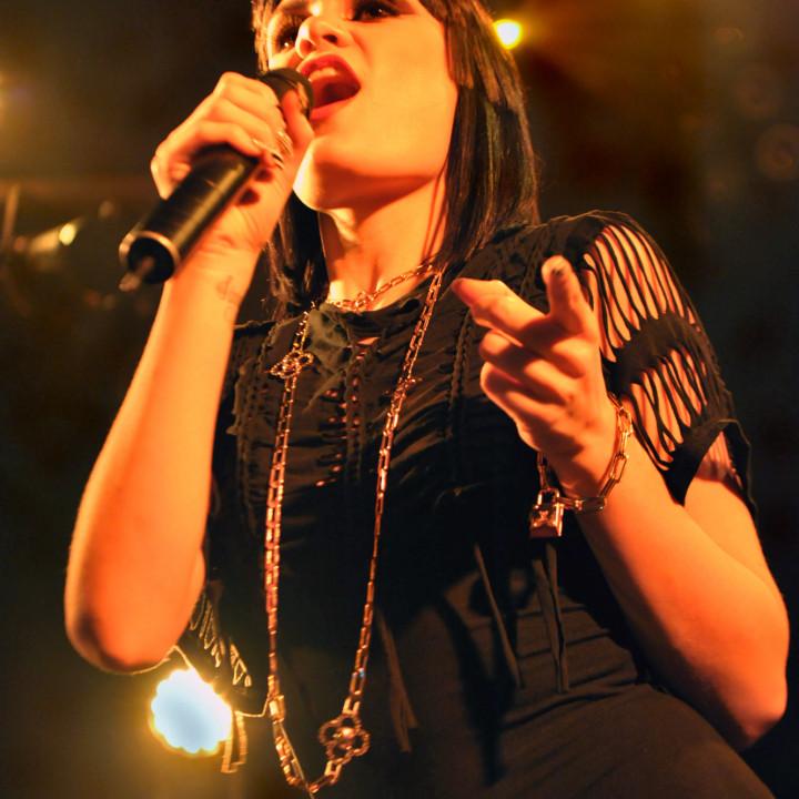 Jessie J im Lido (2011) 4