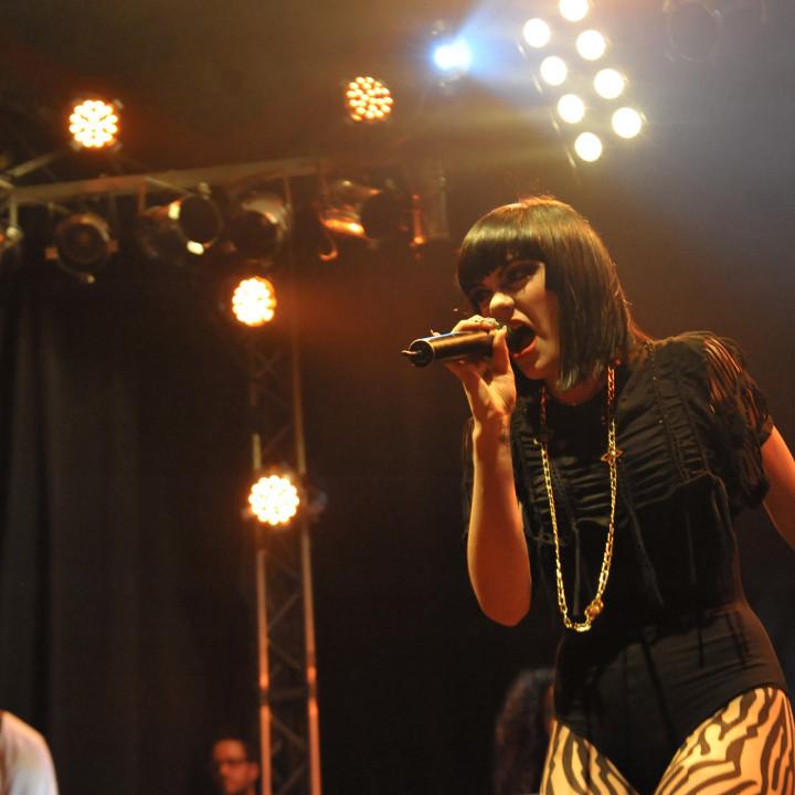 Jessie J im Lido (2011) 5