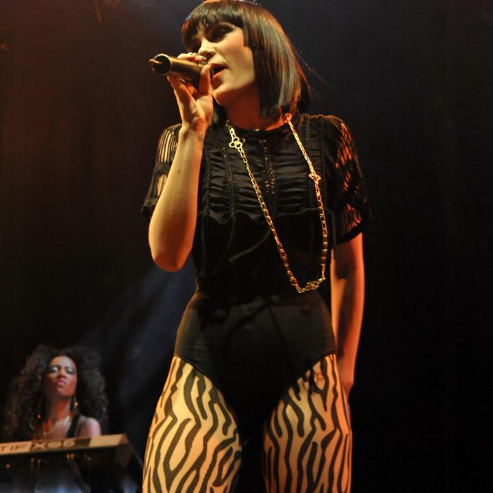 Jessie J im Lido (2011) 6