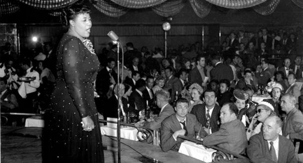 Ella Fitzgerald, Sommerlich swingende Aufnahmen