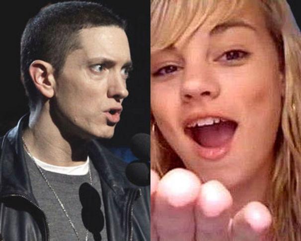 Eminem, Eminem rechnet mit angeblicher Tochter ab!