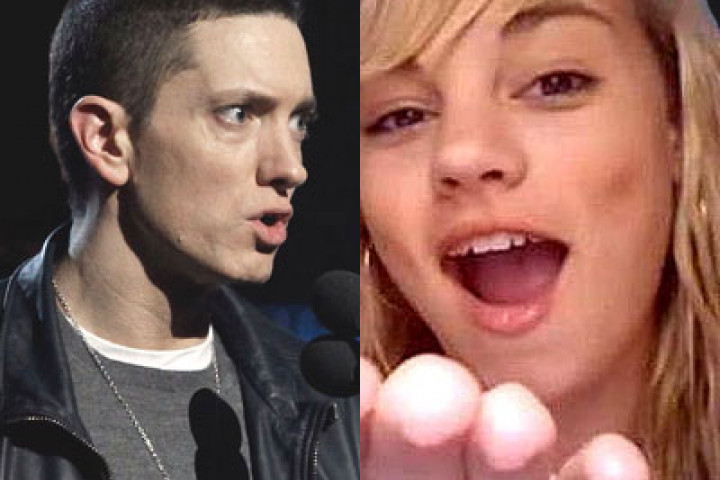 Eminem & Fake Hailey