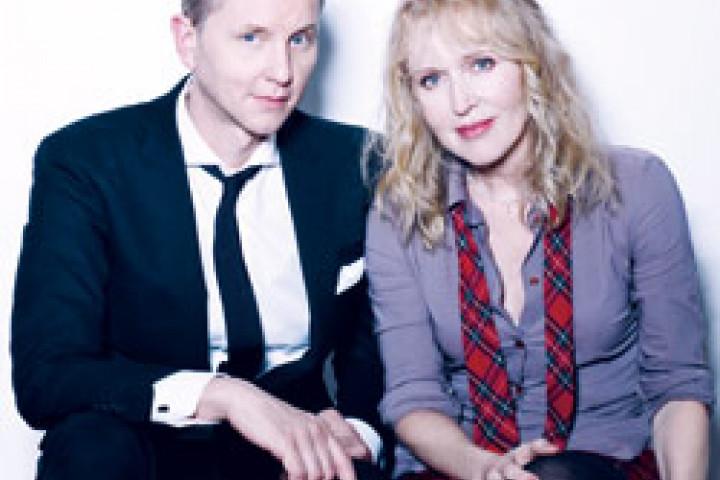 Annette Humpe & Max Raabe © Olaf Heine / DG