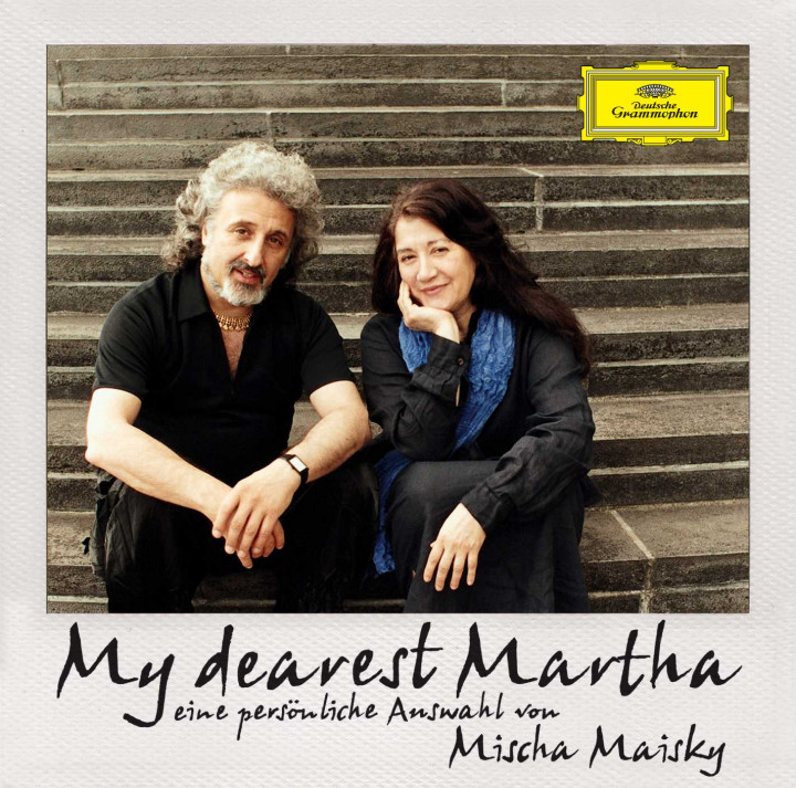 My dearest Martha - Eine persönliche Auswahl von Mischa Maisky