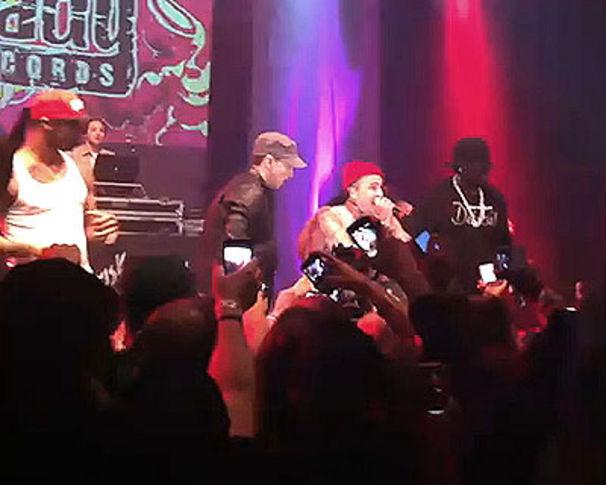 Eminem, Die Shady Bande 2.0 rockte Detroit!
