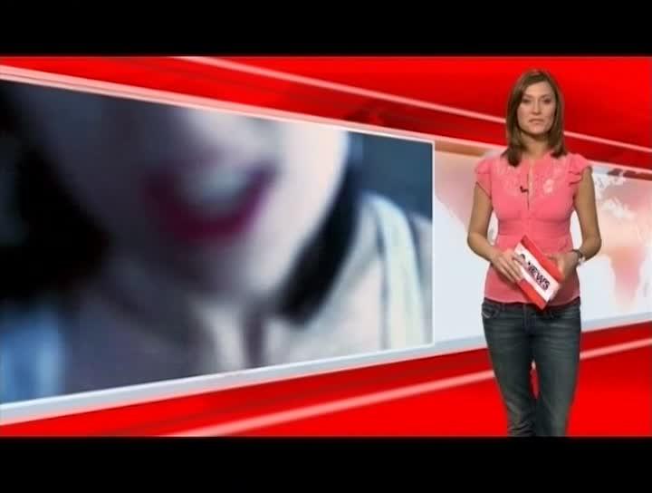 Jessie J in den RTL2 News
