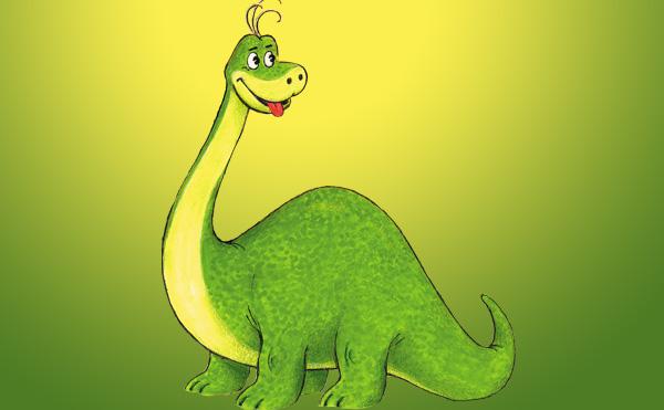 Sauri, Gewinne eine Dino-Patenschaft!