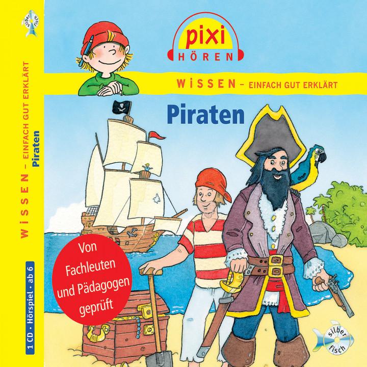 Piraten: Pixi Wissen