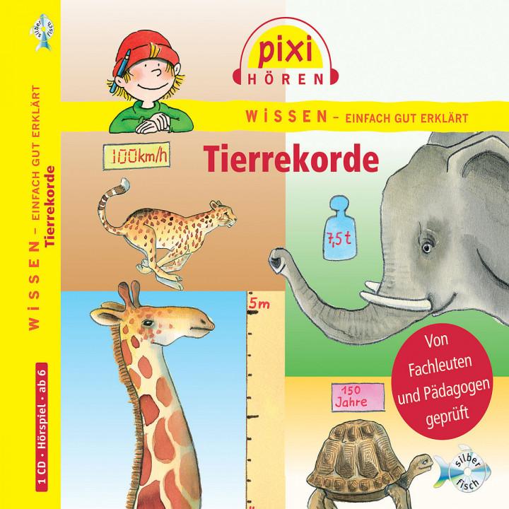 Tierrekorde: Pixi Wissen