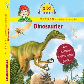 Pixi Hören, Dinosaurier, 09783867420969