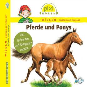 Pixi Hören, Pferde und Ponys, 09783867420983