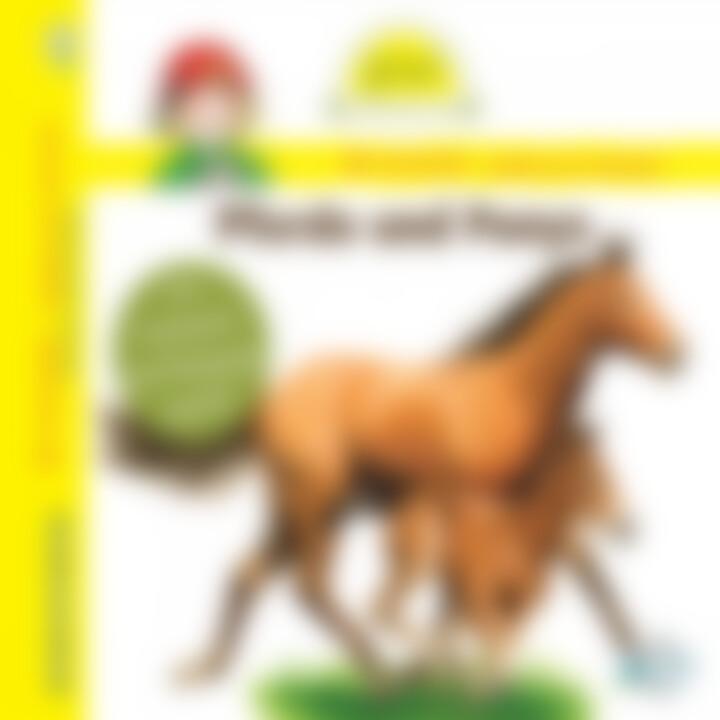 Pferde und Ponys: Pixi Wissen