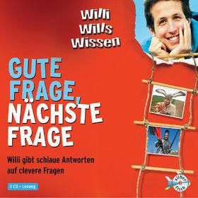 Willi wills wissen, Gute Frage, nächste Frage, 09783867426831