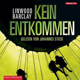Linwood Barclay, Kein Entkommen, 09783899030532