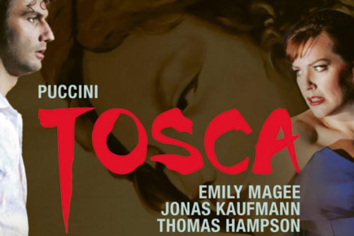 Jonas Kaufmann in Puccinis Tosca © Decca / UMG