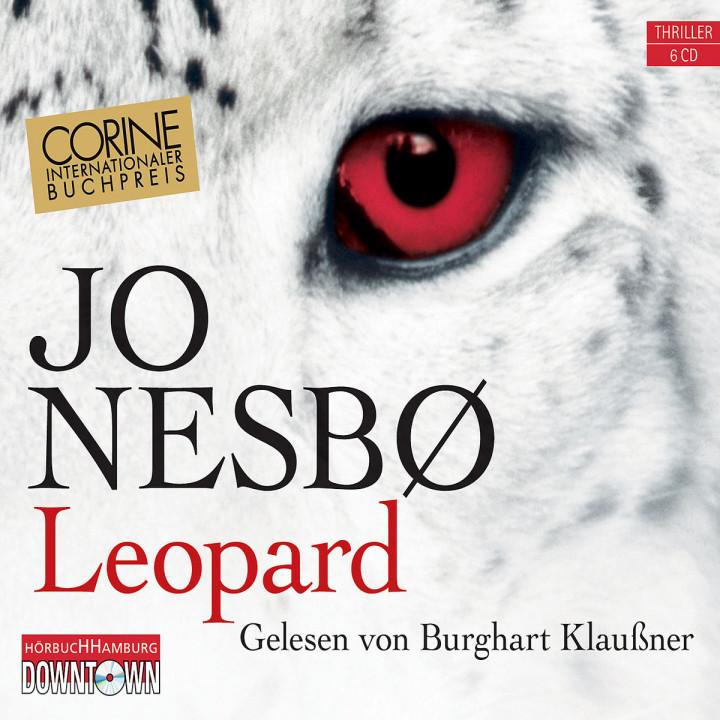 Jo Nesboe: Leopard: Klaußner, Burghart