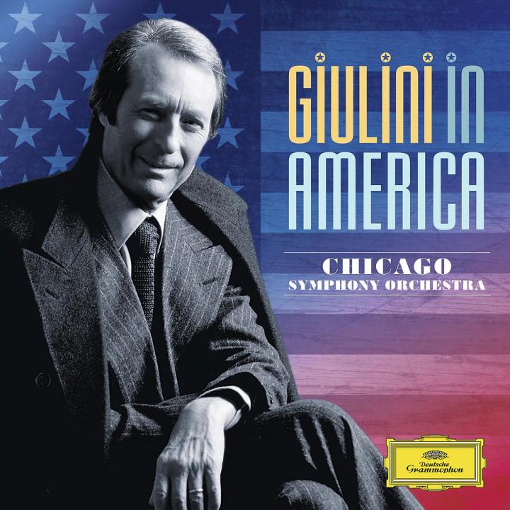 Giulini in America Vol.II: Chicago: Giulini,Carlo/CSO