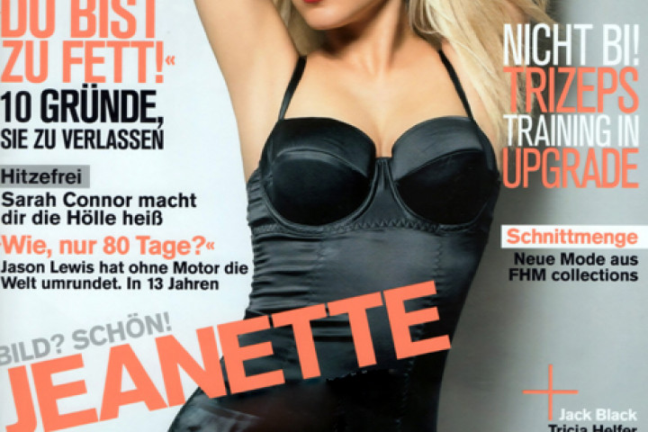 Jeanette FHM