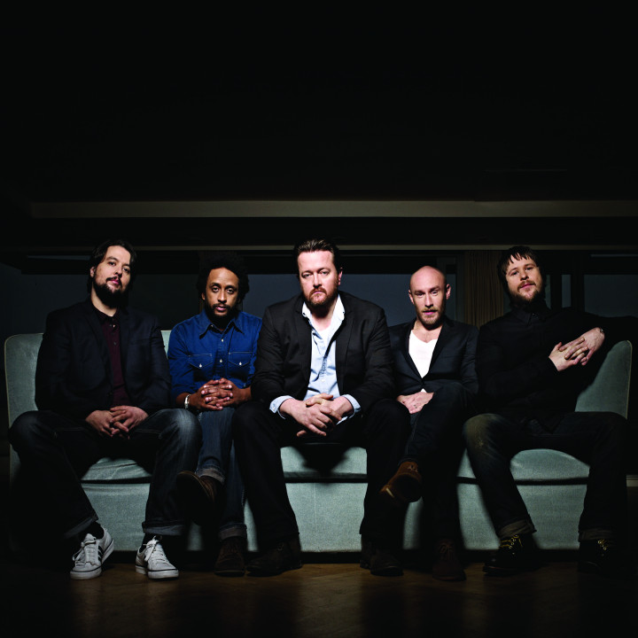 Elbow — Pressefotos 2011
