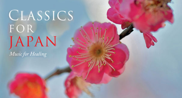 KlassikAkzente Spezial, Classics for Japan als Benefiz für das Japanische Rote Kreuz
