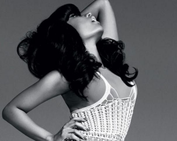 Nicki Minaj, Nicki im aktuellen ELLE Magazin!