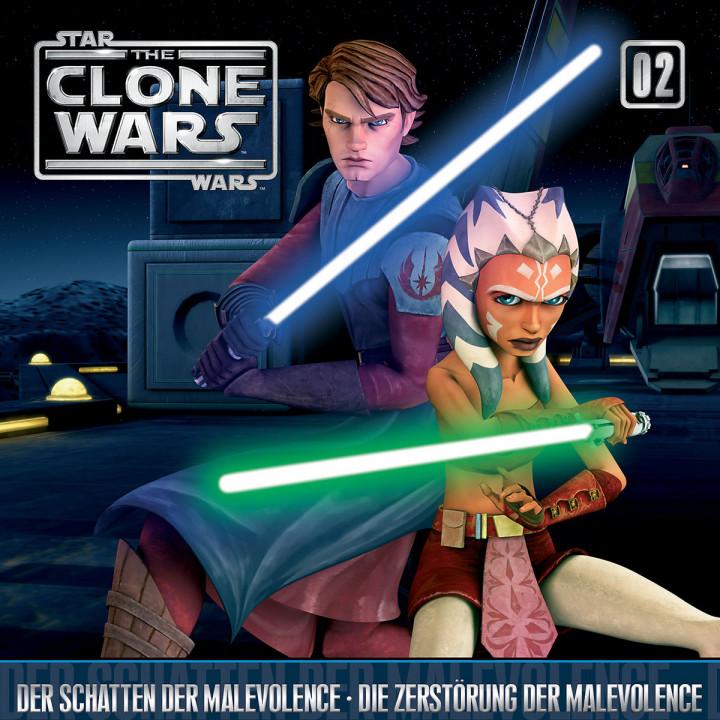 02: Der Schatten / Die Zerstörung der Malevolence: The Clone Wars