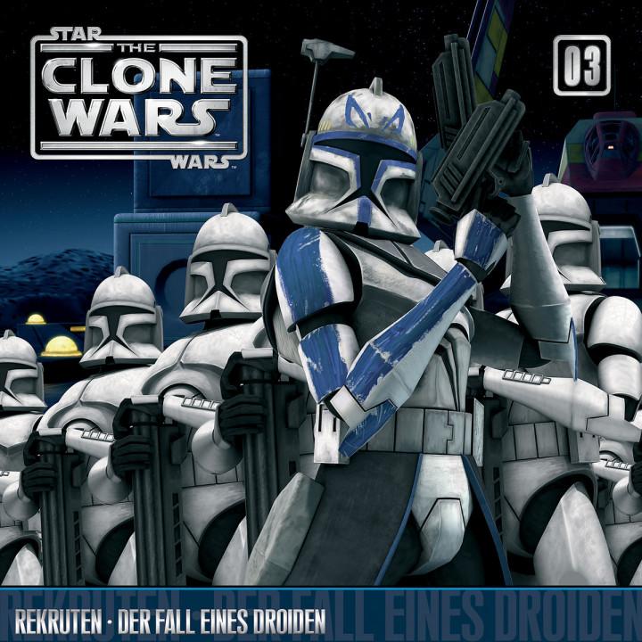03: Rekruten / Der Fall eines Droiden: The Clone Wars