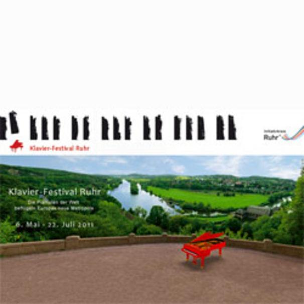 Klavier-Festival Ruhr mit Starbesetzung