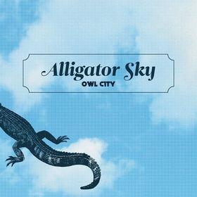 Owl City, Alligator Sky, 00602527719221
