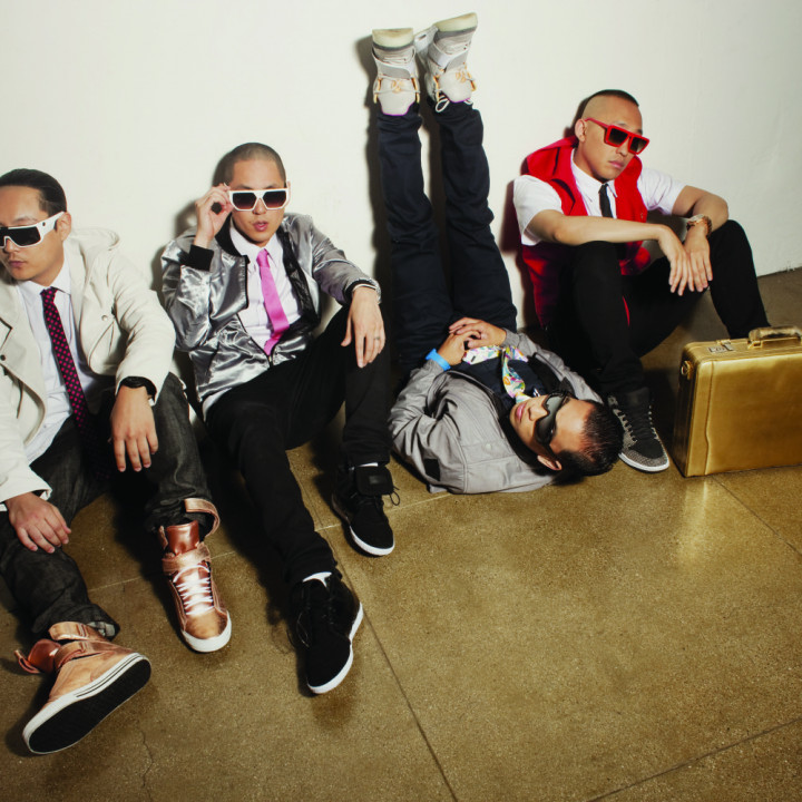 Far East Movement Pressebild 03 2011