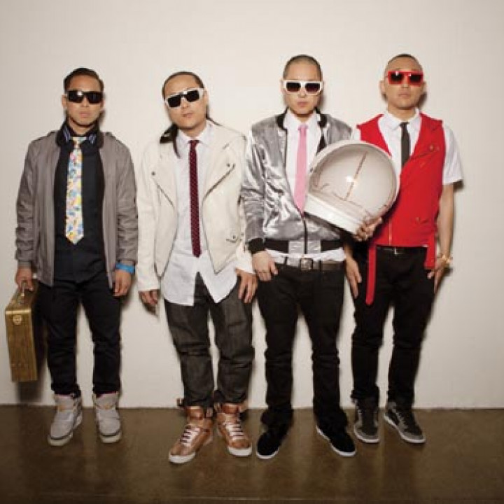 Far East Movement Pressefoto 04 2011