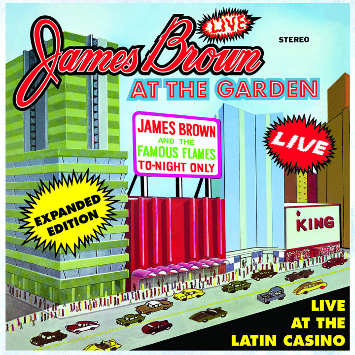 Live At The Garden: Expanded Edition