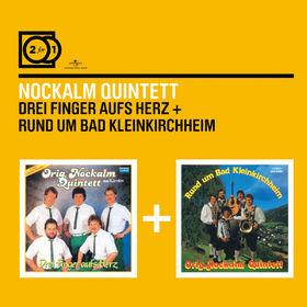 Nockalm Quintett, Drei Finger aufs Herz / Rund um Bad Kleinkirchheim, 00602527661636
